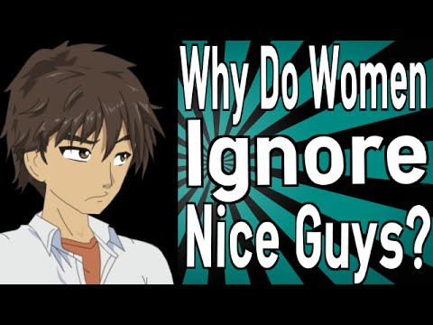 Why do boys ignore girls