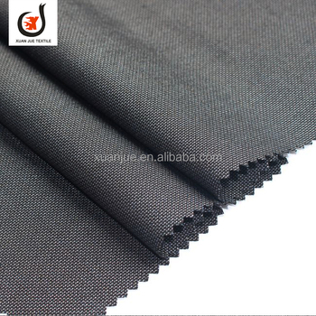 Wool and silk blend fabric