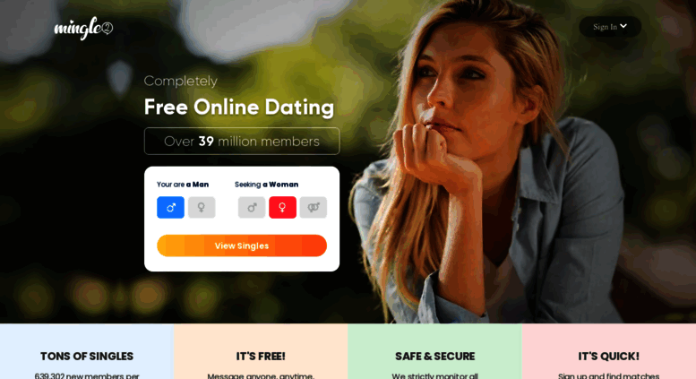 Online dating personals & singles at date com