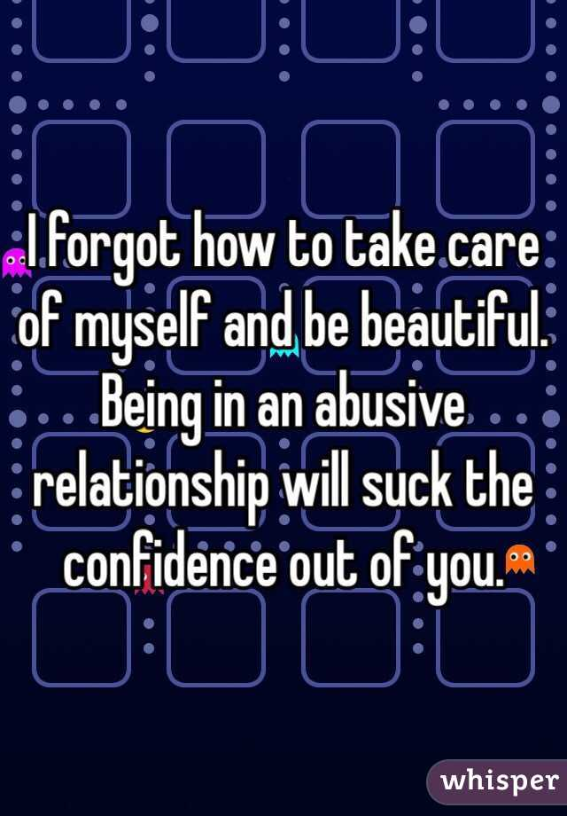 Taking care of yourself in a relationship