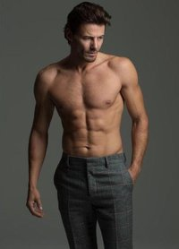 Male sexy models