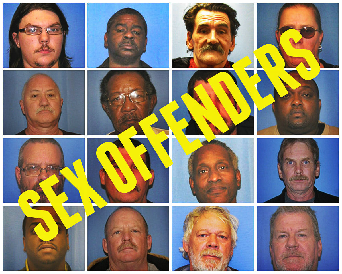 sheriff list of sex offenders in Salt Lake City