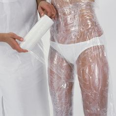 Sex wrapped in cellophane