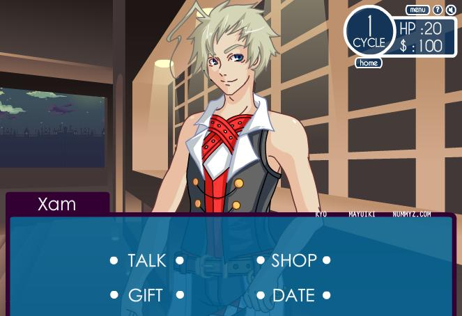Free to play dating sims games
