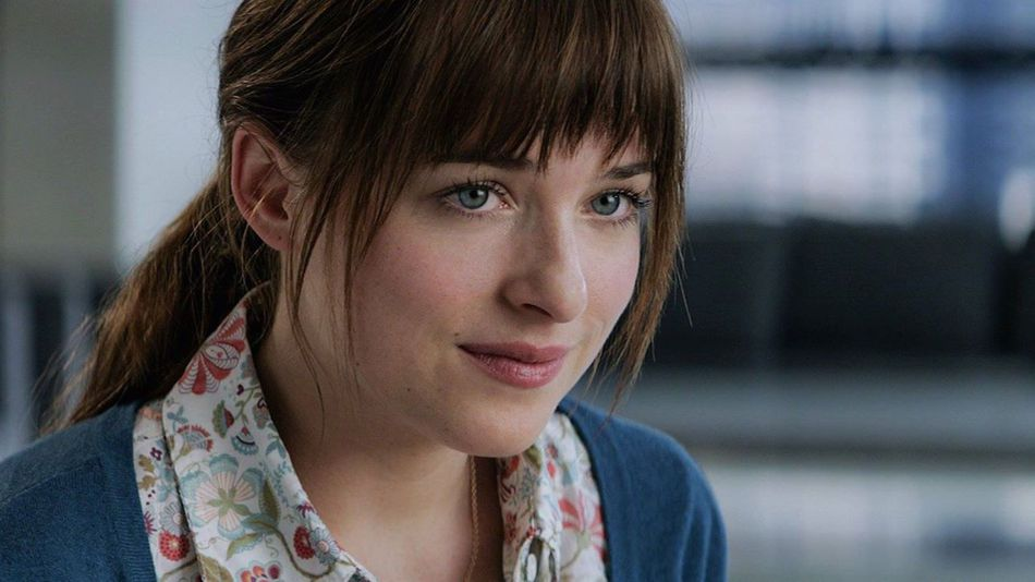 Who is the girl in 50 shades of grey
