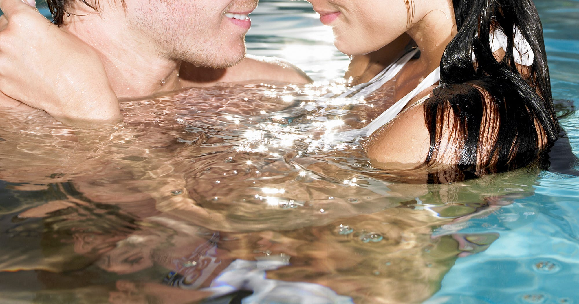 Is it bad for a girl to have sex underwater