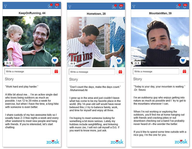 online dating tfm