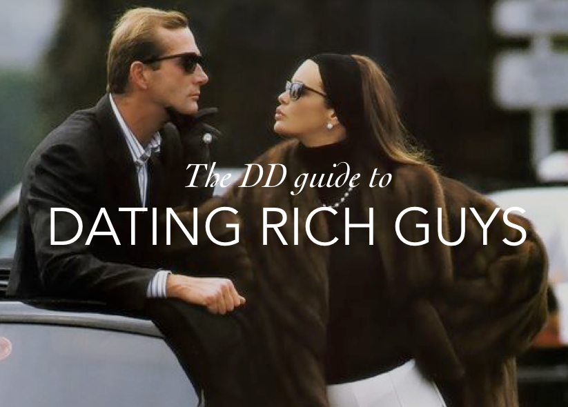 Guide to dating rich girls