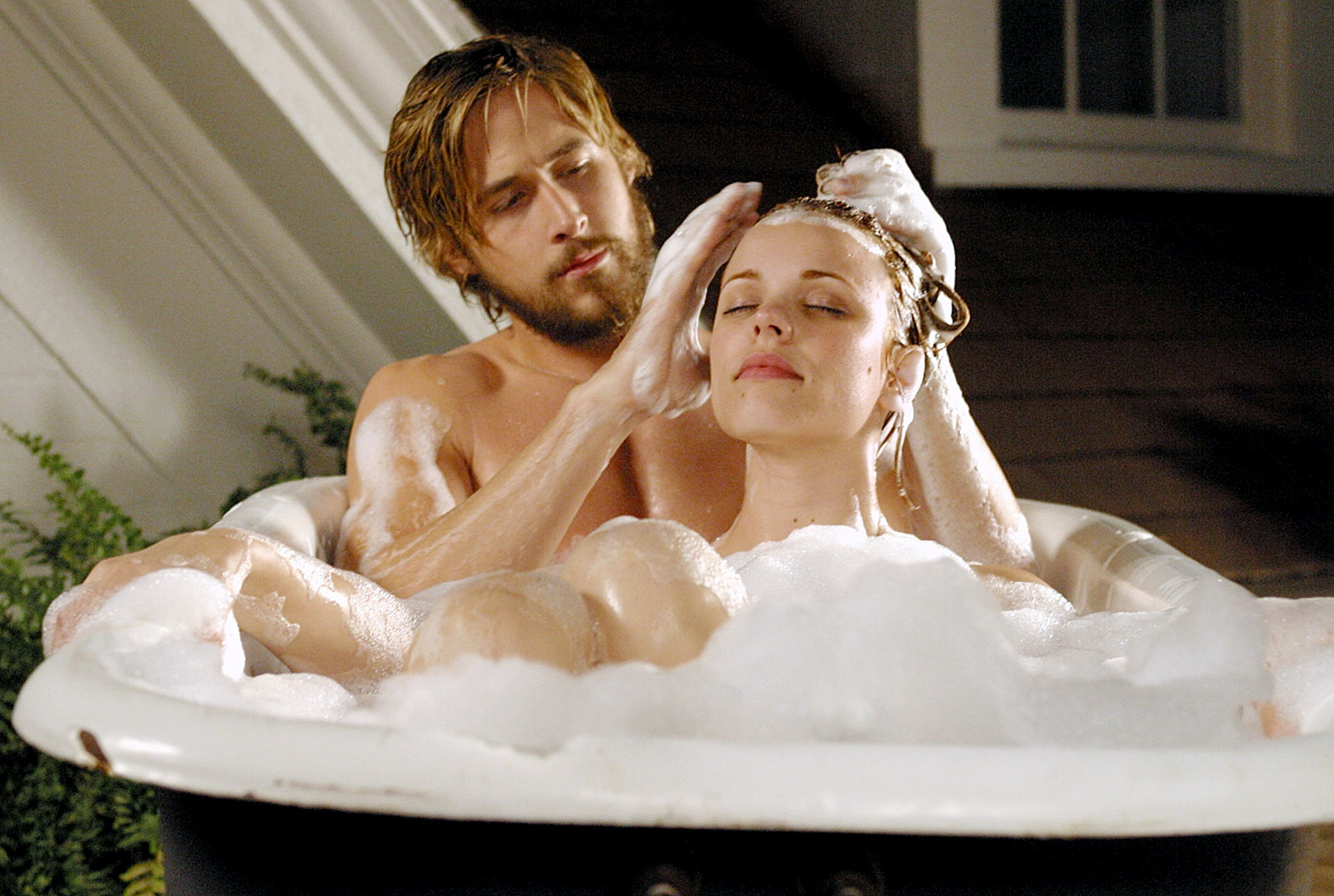 Female sex in hot tubs