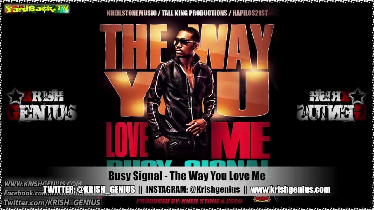 I like the way you love me mp3