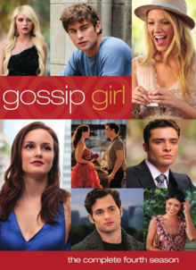 Who is ivy dating on gossip girl