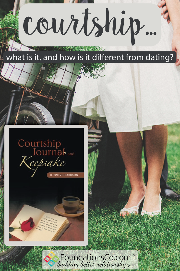 Dating vs courtship books