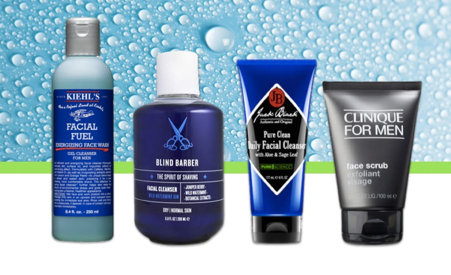 Best mens face products for sensitive skin