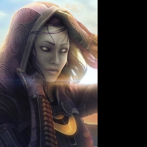 Tali picture mass effect 3