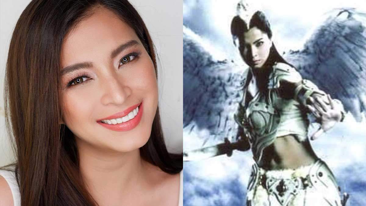 Angel locsin before and after