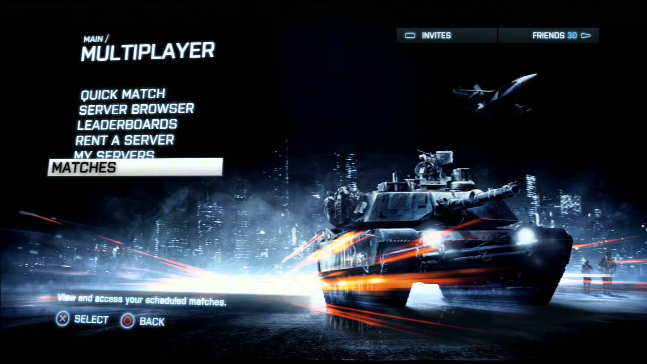 Bf3 matchmaking forever