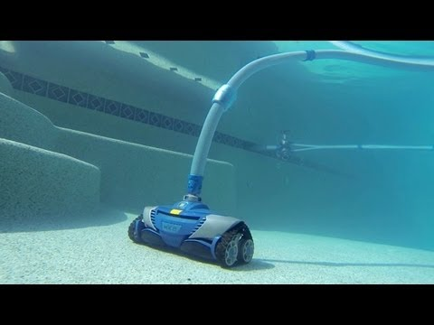 How do you hook up a pool vacuum