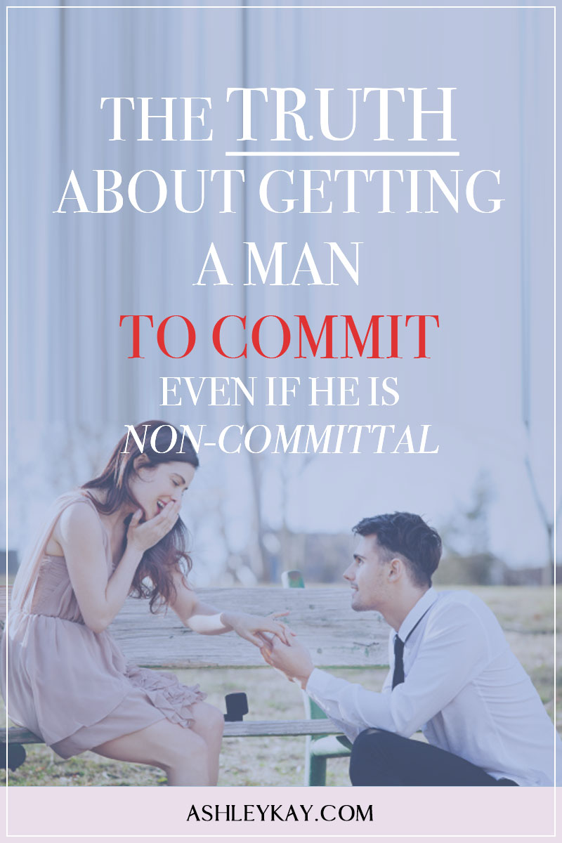 Dating a non committal woman. 10 Signs a Woman is Not