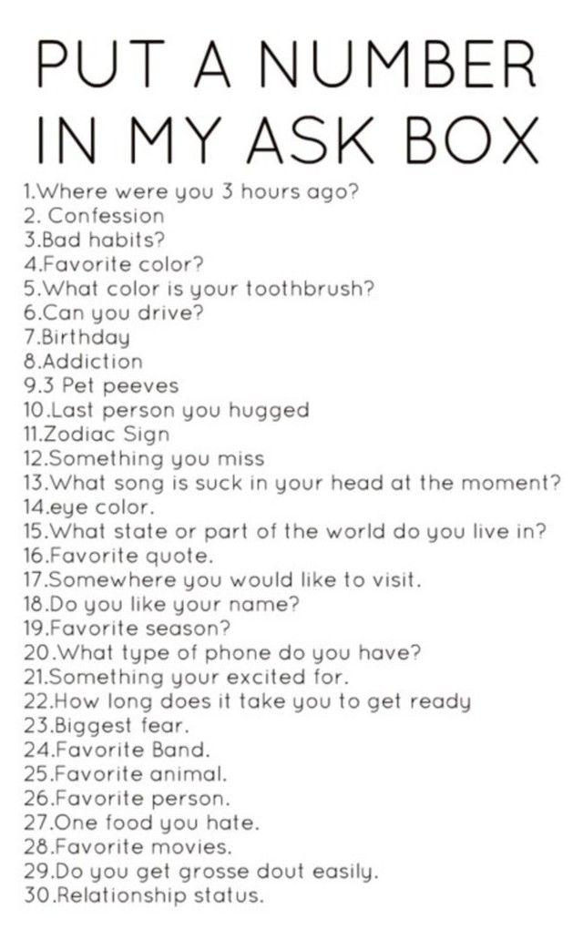 Dirtiest question to ask a girl. 40 Dirty Questions To Ask