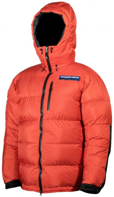 Extreme cold weather jackets for men