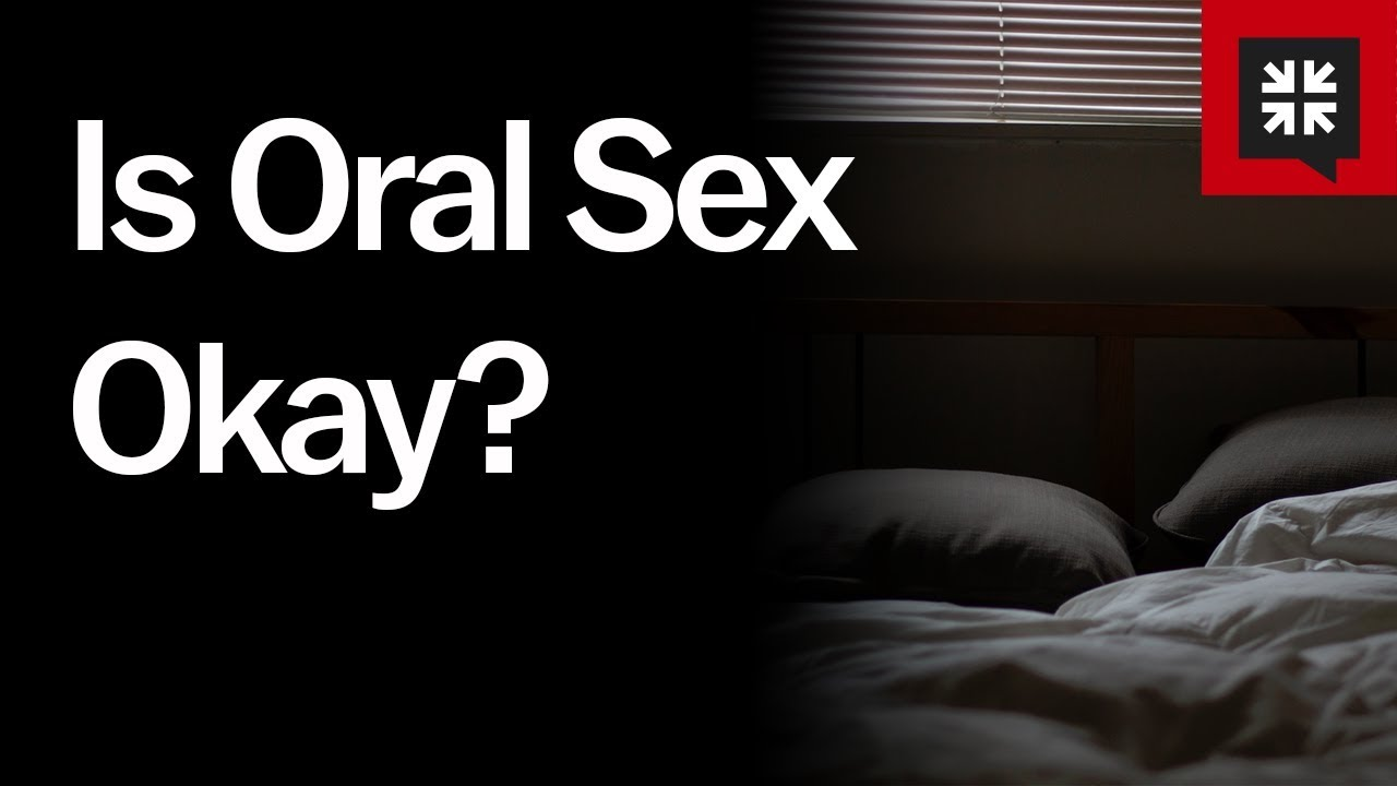 How to satisfy a man orally