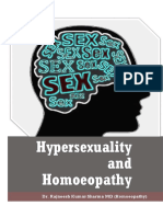 Hypersexual synonym