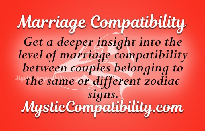 Free compatibility test for married couples