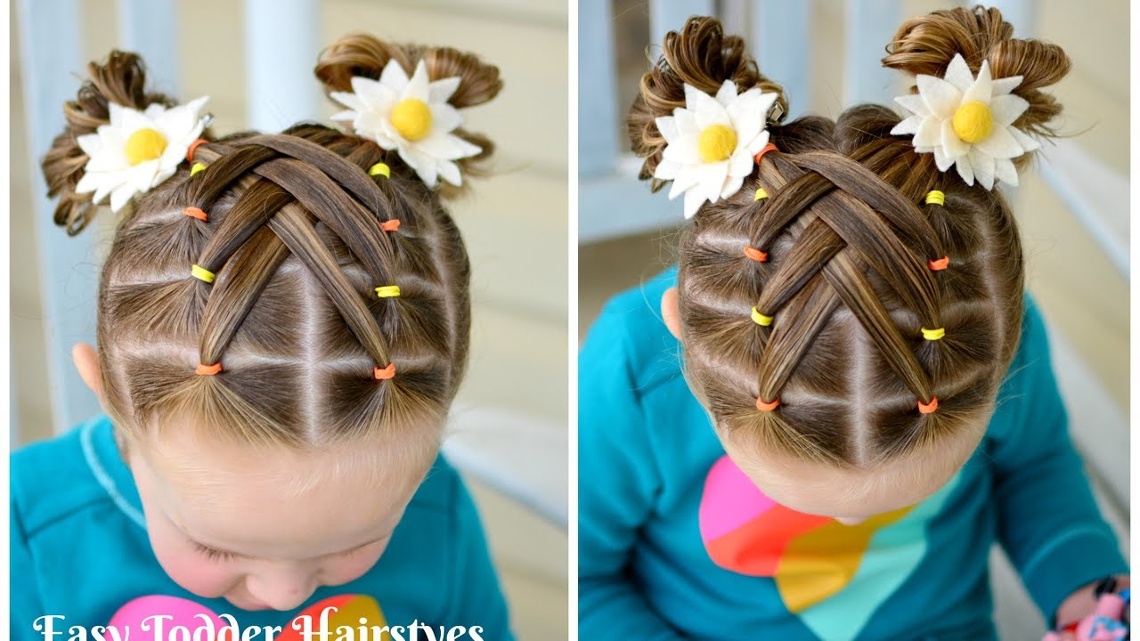 Little girl hairstyles for pictures