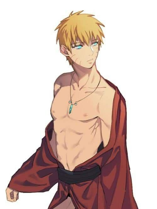 Naruto is sexy