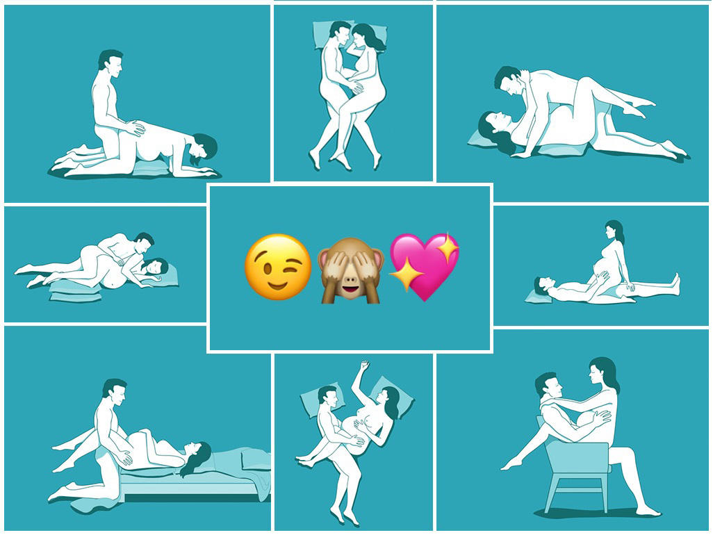 Pregnant sex positions pic