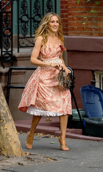 Sex and the city film carrie