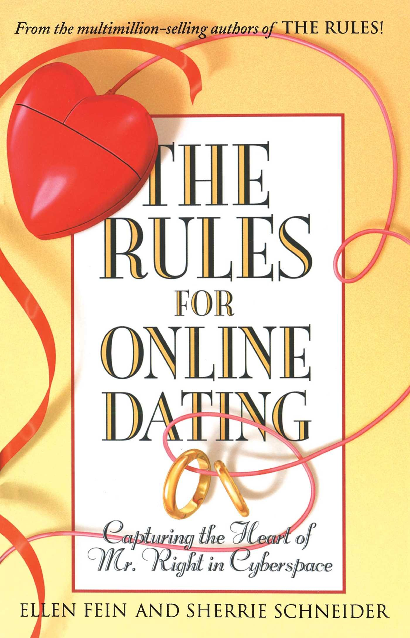 The rules online dating